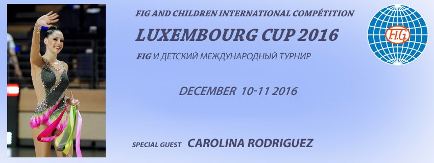 «LUXEMBOURG CUP 2016», 10-11.12.2016, Luxembourg-Belair
