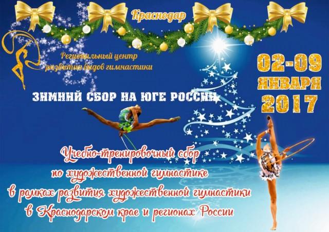 УТС , 02-09.01.2017, г. Краснодар