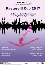 PASTORELLI CUP – 2017, 20-21.05.2017, Nuremberg, Germany