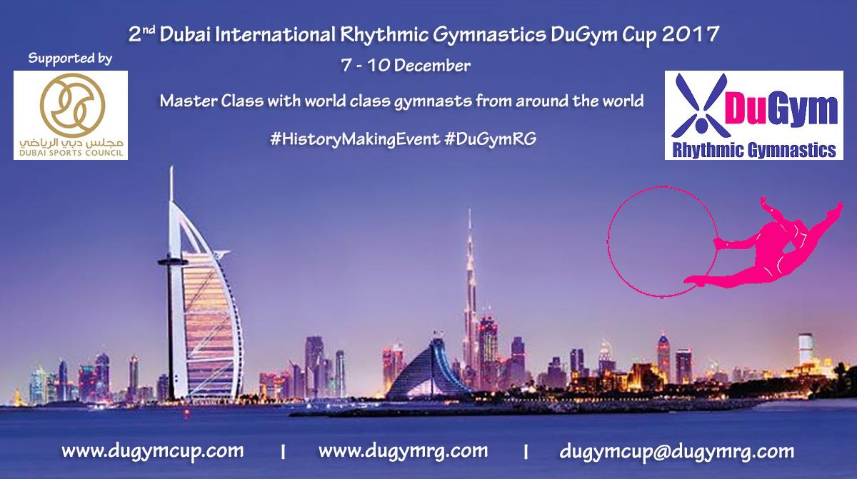 DuGym Cup 2017 07-09.12.2017, Dubai (UAE)