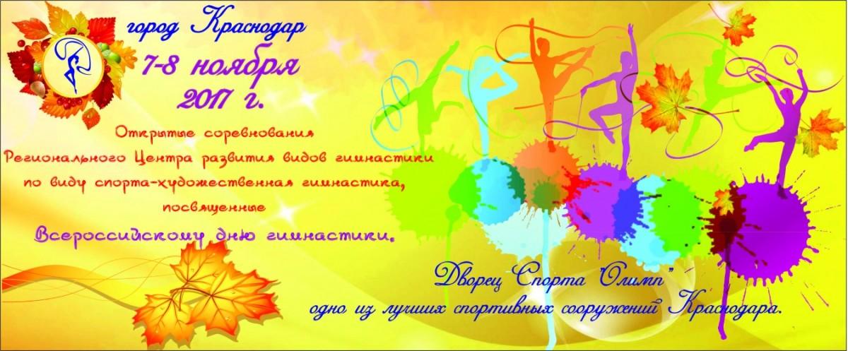 Соревнования 07-08.11.2017, Краснодар