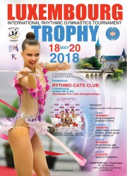 LUXEMBOURG TROPHY 18-20.05.2018