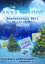 JOULUTURNIIR, 16-17.12.2017, Tallinn, Estonia