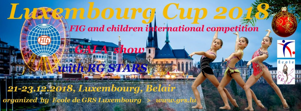 «LUXEMBOURG CUP 2018», 21-23.12.2018, Luxembourg, Belair