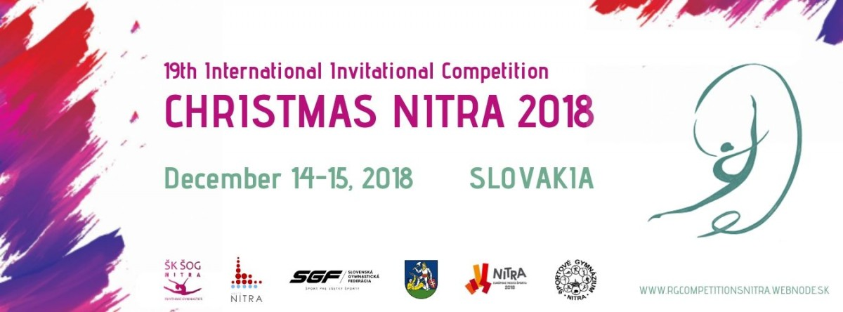 «CHRISTMAS NITRA 2018», 15.12.2018, Nitra, Slovakia
