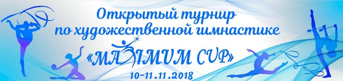 «Maximum cup», 04-05.11.2018, Москва