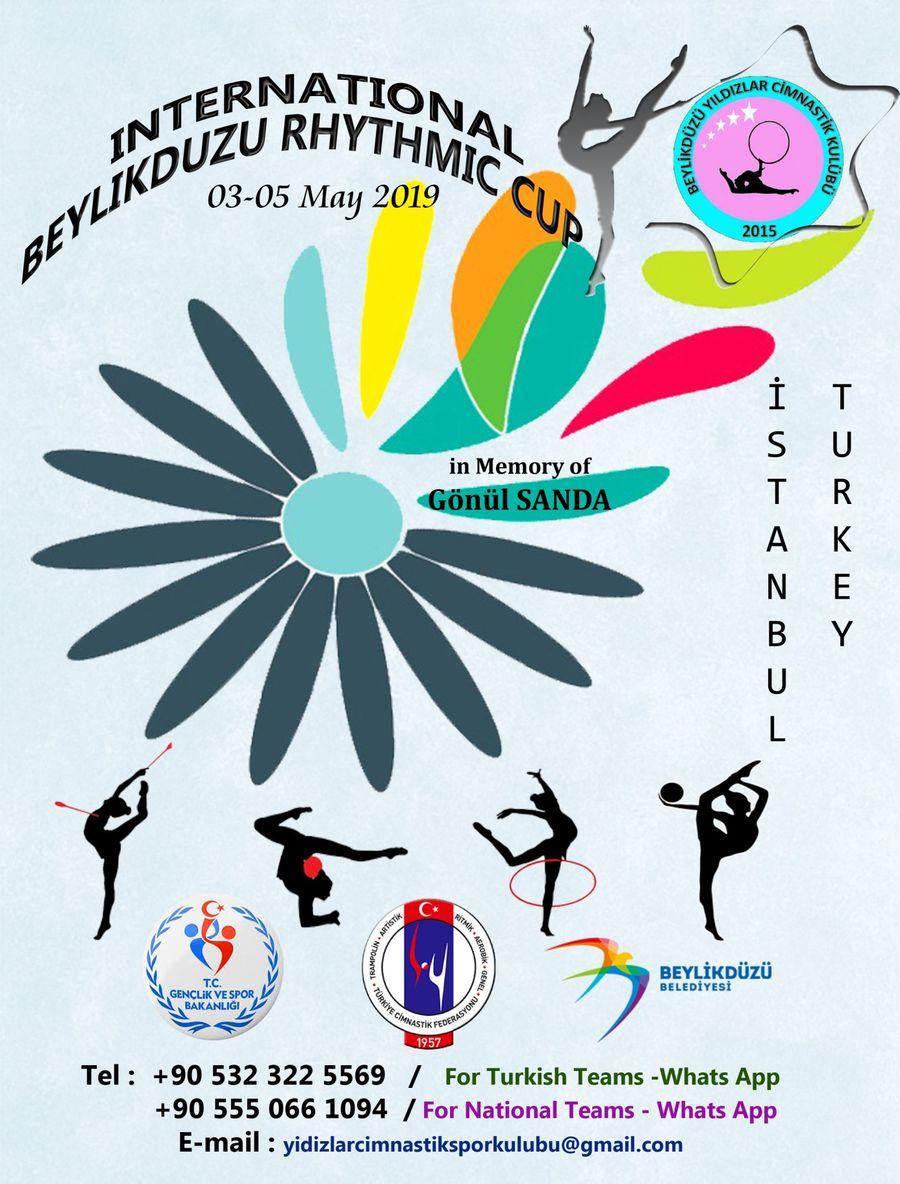 Beylikdüzü Rhytmic Cup, 03-05.05.2019, Istambul, Turkey