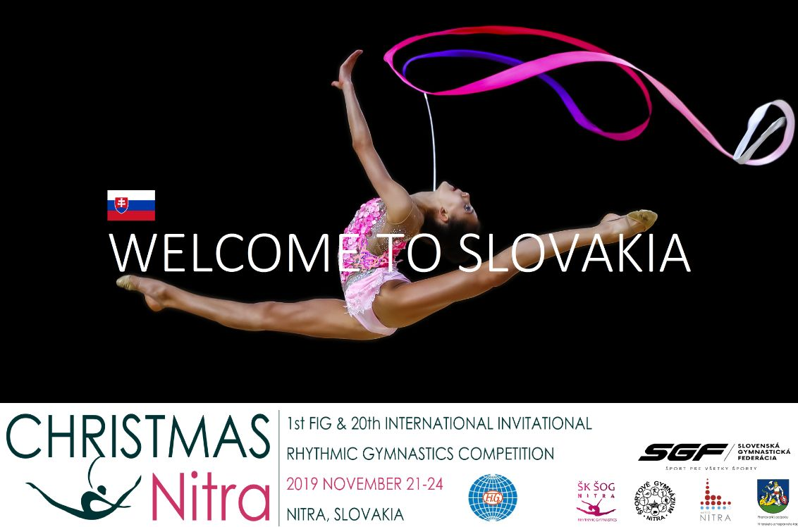 «Christmas Nitra 2019», 22-24.11.2019, Nitra, Slovakia