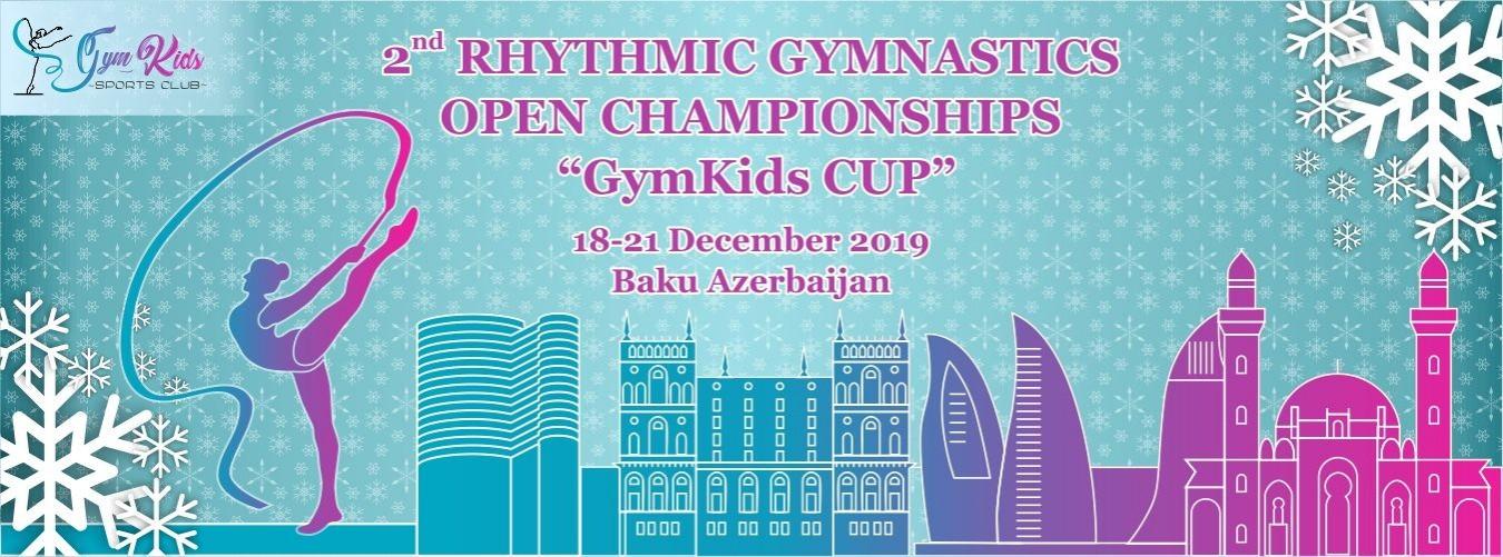 «GymKids CUP», 18-21.12.2019, Baku, Azerbaijan