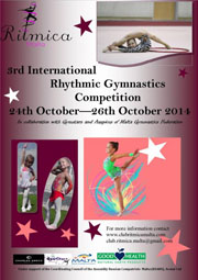 3rd International Competition in Malta 24-26.10.2014 & Camp