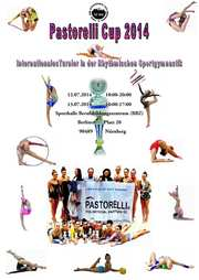 «PASTORELLI CUP - 2014», 12-13.07.2014, Nürnberg (Германия)