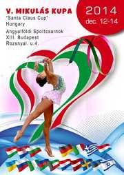 «Mikulas Kupa 2014», 12-15.12.2014, Budapest, Hungary