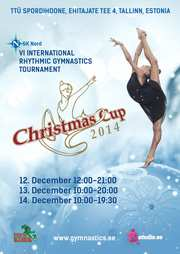 «Christmas Cup», 12-14.12.2014, Tallinn, Estonia