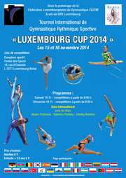 «LUXEMBOURG CUP 2014», 14-16.11.2014, Luxemburg-Belair